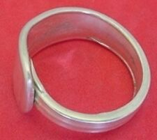"""Old French by Gorham Sterling Silver Napkin Ring Custom Made 1 1/4"""" Wide"""