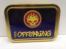 Offspring American Punk Rock Band Metal Music Cigarette Tobacco Storage 2oz Tin