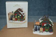 Hallmark Keepsake Ornament - Kringle's Christmas Trees - 2007