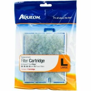 Aqueon QuietFlow Replacement Filter Cartridge Large Single Pack CLOSEOUT