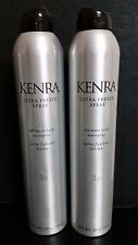 2 X    KENRA 30 Ultra Freeze Spray  Ultimate Hold Hairspray  10 oz ea