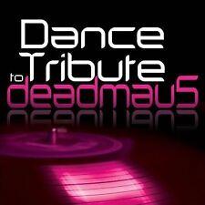 NEW Dance Tribute to Deadmau5 (Audio CD)