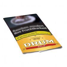 10 x Drum Gold à 36 Gramm Zigarettentabak / Tabak