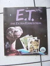 E.T. ADESIVA album di PANINI-ALT-pulito, bene e senza immagini!!!