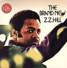 Z.Z. Hill – The Brand New Z.Z. Hill SEALED Alive ALIVE-0153-1 VINYL LP