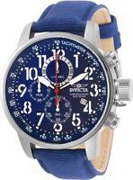 Invicta I-Force Chronograph Quartz Blue Dial Men's Watch 30919