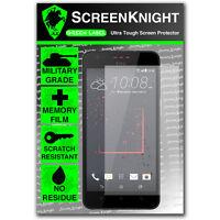 ScreenKnight HTC Desire 530 SCREEN PROTECTOR invisible Military Grade shield