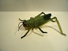 Lucky Star Green Grasshopper Figure