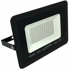 Faro LED SMD Faretto Slim Esterno 50w 100w 150w 200w 300w 400w 500w 600w 45Lm//W
