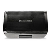 Headrush FRFR-108 2000-watt 1x8'' Powered Portable Guitar Cabinet