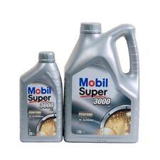 Mobil Super 3000 X1 5W-40 Motoröl 1x5+1x1L=6 Liter MB 229.3 BMW LL 01 PSA B71 22
