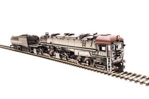 BROADWAY LIMITED 6265 HO Cab Forward 4-8-8-2 AC5 4120 SOUTHERN PACIFIC  Paragon3