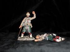 CONTE GORDON HIGHLANDERS AFGHAN WAR North-West Frontier Scots 006 casualties set