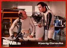 SPACE 1999 - Card #12 - Koenig Consults - Unstoppable Cards Ltd 2015