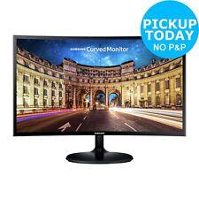 Samsung C27F390 27 Inch Curved Monitor - Black