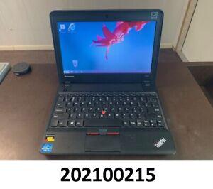 "Lenovo ThinkPad X131e i3 3rd Gen - 1.9GHz - 4GB RAM - 11.6"" - Black"