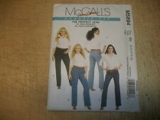 Sewing patterns: BRAND NEW! McCalls M5894, Misses Jeans, Sizes 8 to 16