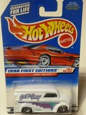 HOT WHEELS 1998 FIRST EDITIONS DAIRY DELIVERY