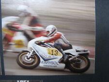 Photo IMN Yamaha TZ500 #13 Boet van Dulmen (NED) Belgian GP Spa Francorchamps