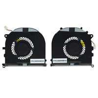 NEW 0H98CT 02PH36 CPU & GPU Cooling Fan For Dell XPS15 9530 Precision M3800