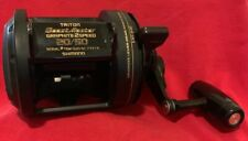 Shimano Triton 20/50 BeastMaster 2 Speed Conventional Fishing Reel Made In Japan