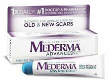 Mederma Advanced Scar Gel 0.7 oz Brand New