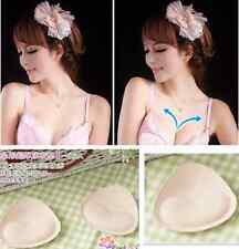 Complexion Bikini Swimsuit Bra Breast Enhancer Form Pads Pushup Padding Inserts