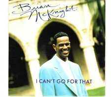 Brian McKnight - I Can't Go For That - Promo CDS - Funk Soul