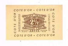 CHOCOLAT COTE D'OR - CHÈQUE IMAGES / PRENTEN CHECK - 2 1/2 POINT / PUNT
