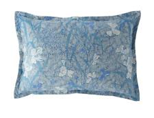 NWT Ralph Lauren MEADOW LANE - KALEY Blue MU King Sham (MSRP $145.00)
