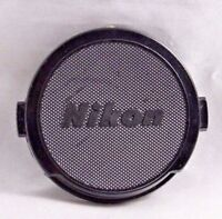 Nikon snap-on 52mm Front Lens Cap - for 50mm f1.8 Nikkor Genuine all black