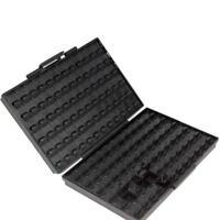 6 Aidetek BOX-ALL-144 Empty enclosure box w//144 compartments each w//lid SMD 0603