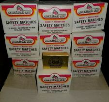 Hudepohl Beer 100TH ANNIVERSARY MATCHBOX NOS REDUCED