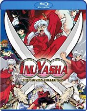 Inuyasha The Movie Complete Collection (2 Blu-Ray) DYNIT