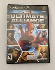 Marvel Ultimate Alliance PS2