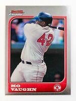 Mo Vaughn #93 (1997 Bowman's Chrome) Baseball Card, Boston Red Sox