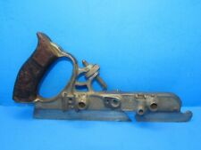 parts - main frame for Stanley Rule & Level No 45 wood plane w/ Script lettering