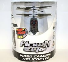 Air Hogs RC Hawk Eye Video Camera Helicopter