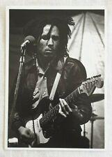 Bob Marley Postcard Adrian Boot Photograph Pomegranate Publications