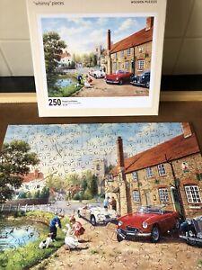 """Wentworth Wooden Jigsaw Puzzle - """"Noggin and Natter"""" - 250 Pieces."""