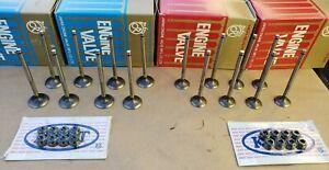 Toyota Tercel 95-99 5EFE Intake & Exhaust Valve Kit Stem Seal