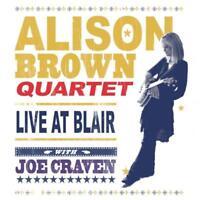 Brown Alison Quartet - Live At Blair Nuevo DVD