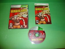 Borderlands (Microsoft Xbox 360, 2009)