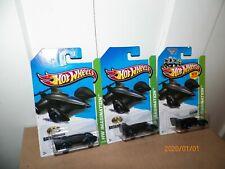 3 2013 Hot Wheels  (Batman Live Batmobile)  HW Imagination #65/250