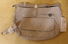 New Kipling Syro Women's Cross-Body Bag, Grey (Slate Grey)