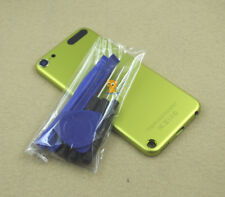 Yellow Metal Housing Case Cover Back Shell fr iPod Touch 5th Gen 5G 32GB 64GB