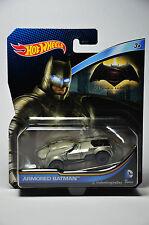 Hot Wheels DC Universe 2015 Armored Batman Collectible Die Cast Car