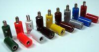 100 Modellbahn-Stecker oder Muffen-freie Auswahl-für H0,N,Z