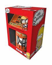 Simpsons Geschenkbox Duff Beer