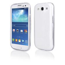 Custodia Cover Case slim Samsung Galaxy i9300 i9301 S3 neo silicone trasparente